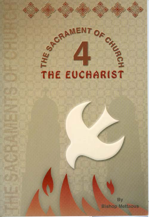 Cover of The Sacrament Of Church the Eucharist