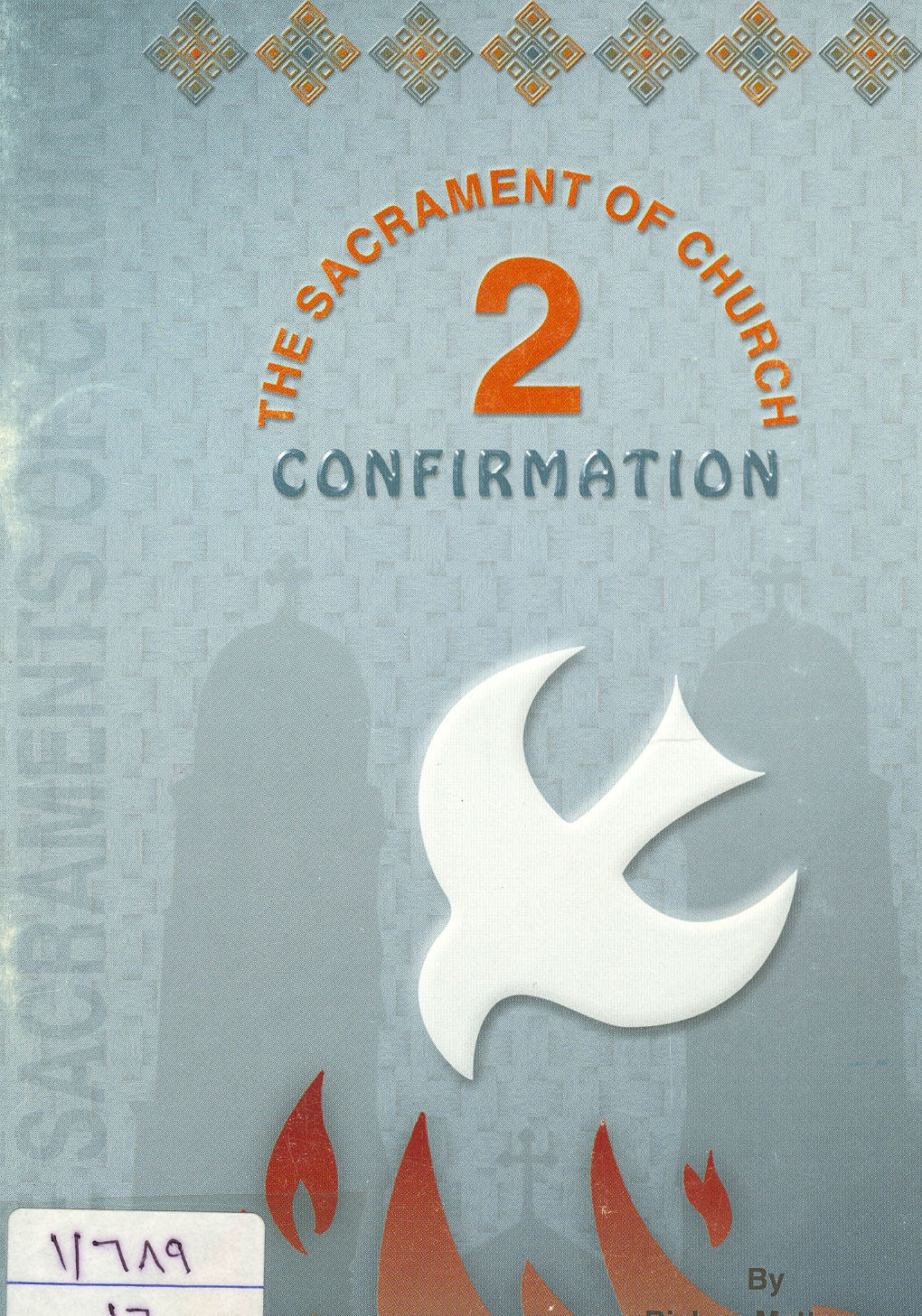 Cover of SACRAMENT OF CONFIRMATION