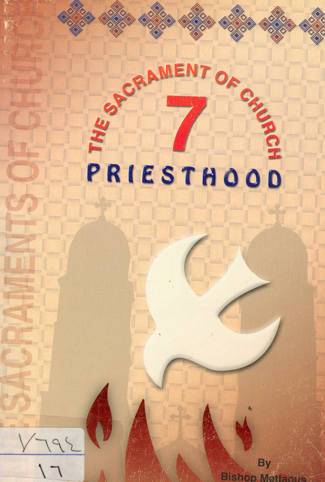 Cover of The Sacrament Of Church Priesthood